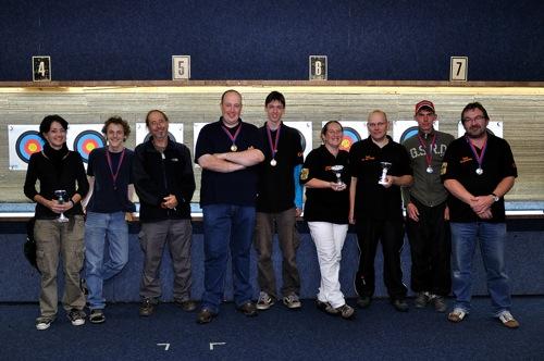Winnaars OGIO Only Indoor 2009